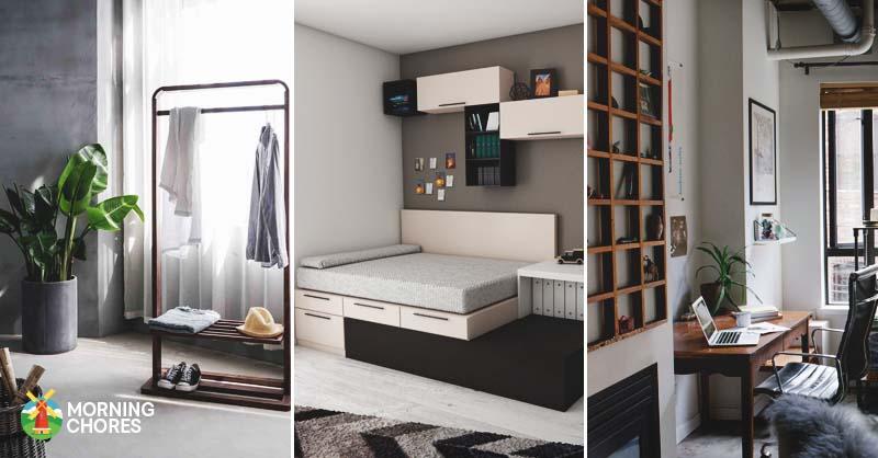 Diy Bedroom Storage Ideas