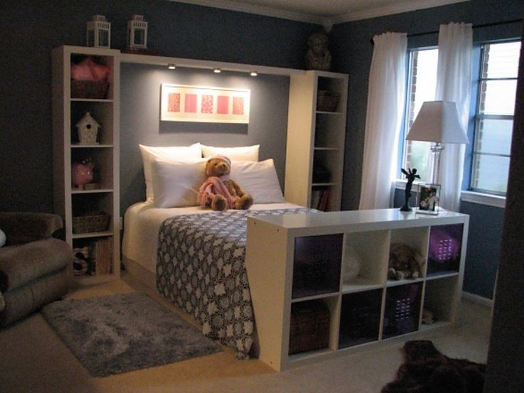 DIY Kids Bedroom Storage - Unity Fashion