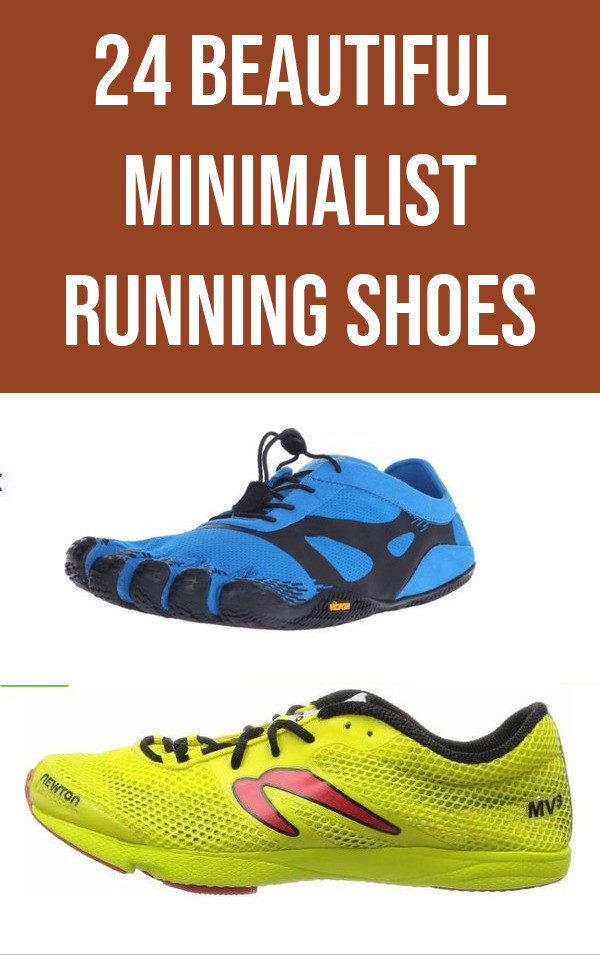 save off 0a933 35e0e 24 Best Minimalist Running Shoes - Unity Fashion